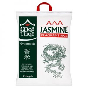 Mai Thai AAA Jasmine Fragrant Rice 10Kg