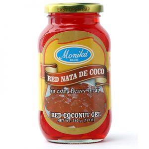 Monika Nata De Coco Red