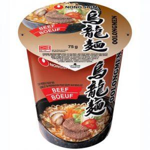 Nongshim Oolongmen Beef Cup No...
