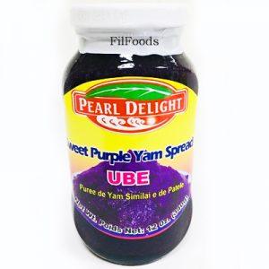 Pearl Delight Purple Yam Jam (Ube Halaya) 340g