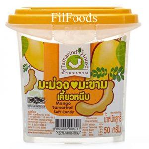Tamarind House Tamarind Soft Candy – Mango
