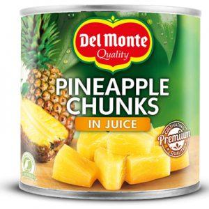 Del Monte Pineapple Chunks in ...