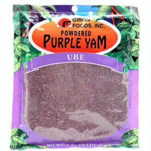 Giron Ube (Purple Yam) Powder 115g