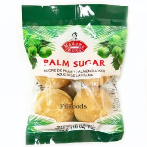 Madame Wong Palm Sugar (Panutsa) 454g