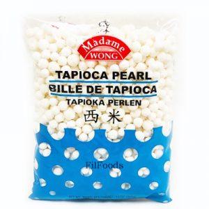 Madame Wong White Tapioca Pearl (Big) 400g