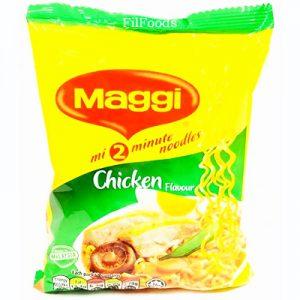 Maggi 2 Minutes Chicken Noodles