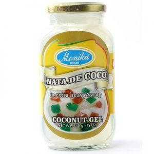 Monika Nata De Coco White