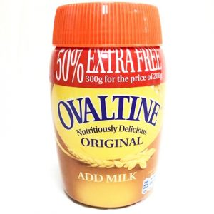Ovaltine Original 200g (50% Extra)