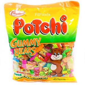 Potchi Gummy Bears 150g