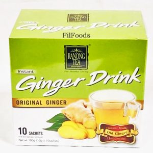 Ranong Tea Xtra Mature Ginger Drink – Origin
