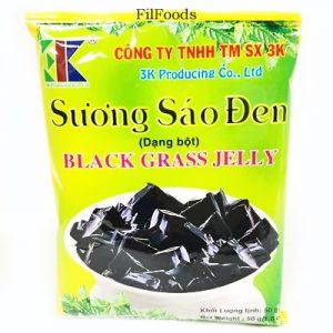 3K Black Grass Jelly 50g