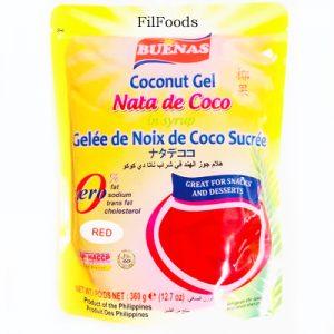 Buenas Nata De Coco Red (Plast...
