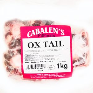 Cabalen Ox Tail 1Kg