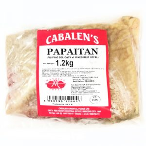 Cabalen Pang-Papaitan 1.2Kg