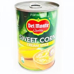 Del Monte Sweet Corn Cream Style 425g