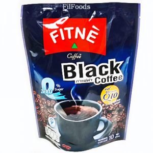 Fitne Black Coffee Mix Coenzym...