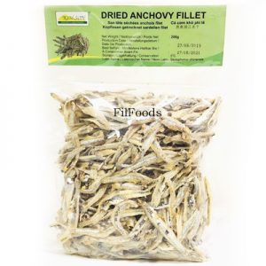 Kimson Dried Anchovy Fillet 200g