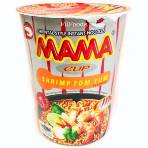 Mama Cup Shrimp Tom Yum Noodles 70g