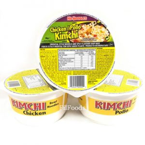 Mr.Noodles Chicken Kimchi Cup ...
