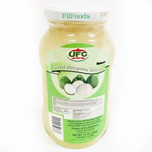 UFC Sweet Macapuno Strings