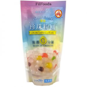 WFY Coloured Tapioca Pearl