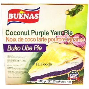 Buenas Buko Ube (Coconut Purpl...