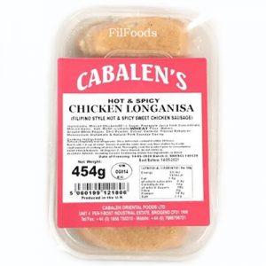 Cabalen Chicken Longanisa &#82...