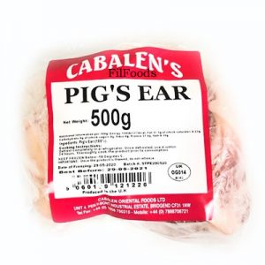 Cabalen's Pig's Ear 500g