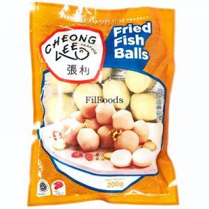 Cheong Lee Fried Fish Balls 200g