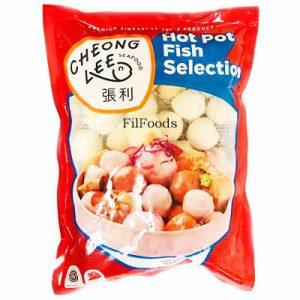 Cheong Lee Hot Pot Fish Selection 500g