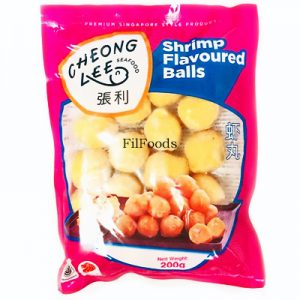 Cheong Lee Shrimp Flavoured Balls 200g