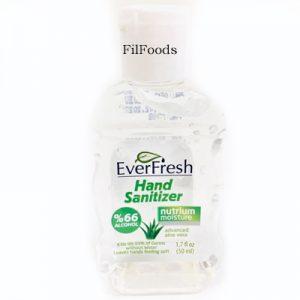 EverFresh Hand Sanitizer (66% Alcohol) 50ml