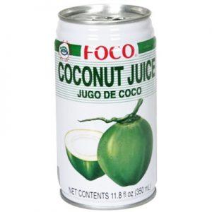 Foco Coconut Juice with Pulp 3...