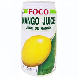 Foco Mango Juice Drink 350ml