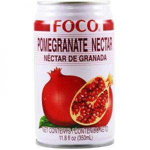 Foco Pomegranate Nectar Drink 350ml