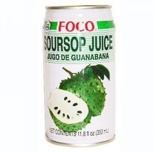 Foco Soursop Juice Drink 350ml