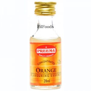 Preema Orange Flavouring Essence 28ml