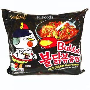 Samyang Hot Chicken Flavor Ramen (Buldak)