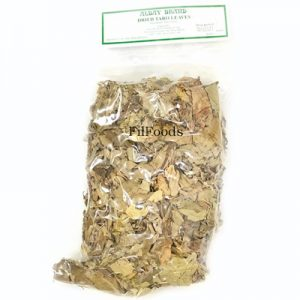 Albay Dried Taro Leaves (Dahon Ng Gabi)