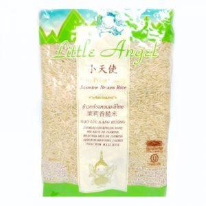 Little Angel Thai Brown Jasmine Rice 1Kg