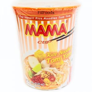 Mama Cup Rice Noodles – Tom Yam 50g