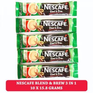 Nescafe Blend Brew Green Espresso Roast Coffee Mix