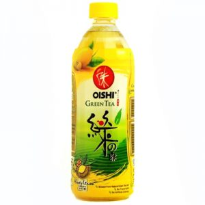 Oishi Green Tea Honey & L...