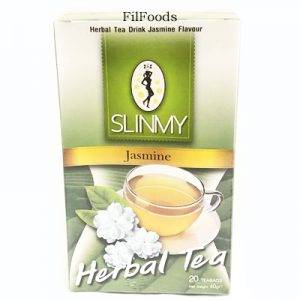 Slinmy Herbal Tea Drink – Jasmine 20 x 2g