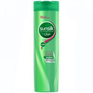 Sunsilk Shampoo Strong & Long (Green) 180ml