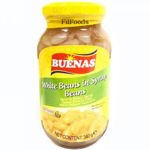 Buenas White Beans in Syrup 340g