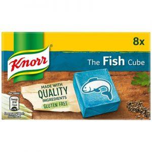Knorr Cubes – Fish (8 Cu...