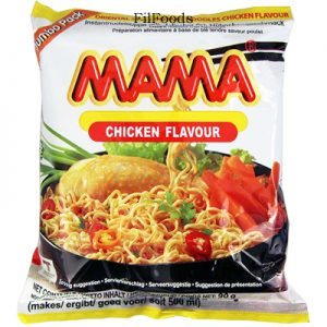 Mama Oriental Style Instant Noodles Chicken Flavou
