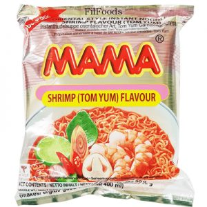 Mama Oriental Style Instant Noodles Shrimp Tom Yum