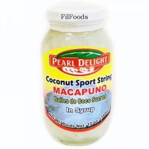 Pearl Delight Macapuno Coconut Sport String